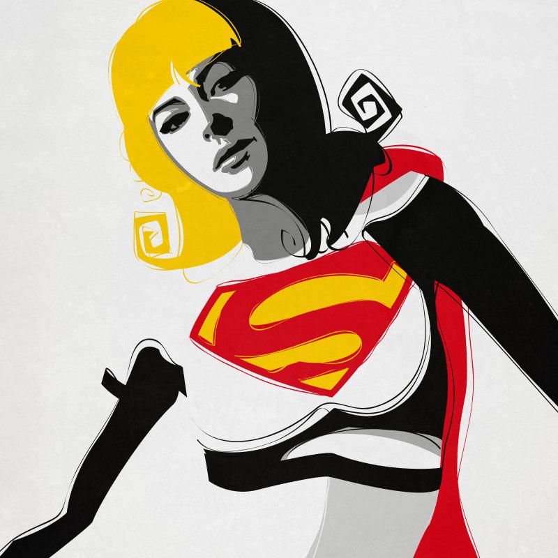 + Supergirl