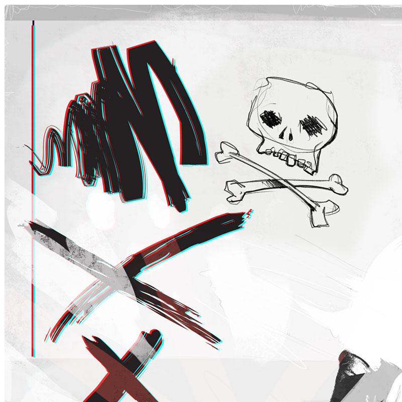 + Skull 30